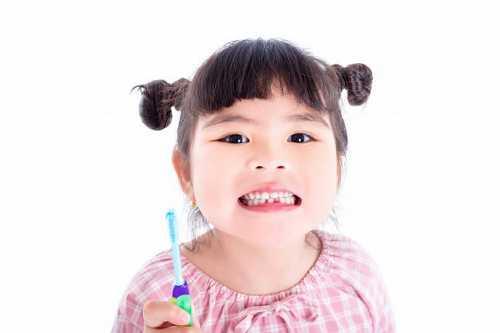 牙齒從什麽時候開始發育